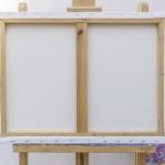 Lee Tiller – Willows at Dawn – Back – Wychwood Art