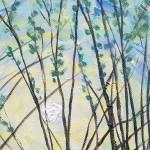 Lee Tiller – Willows at Dawn – CU5 – Wychwood Art