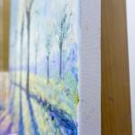 Lee Tiller – Willows at Dawn – Side – Wychwood Art