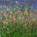 Lucy_Moore_Midnight_Meadow_Flourish_#4_Original_Landscape_Painting