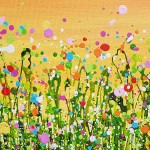 Lucy_Moore_Morning_Meadow_Splash_#2_Original_Landscape_Paintin_close_up