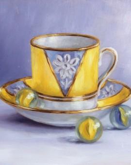 MARIE ROBINSON Hello Sunshine Wychwood Art
