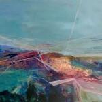 Magdalena Morey – A Crisp Sky 2 – Wychwood Art