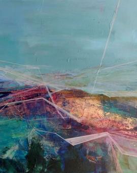 Magdalena Morey - A Crisp Sky 2 - Wychwood Art