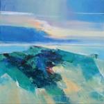 Magdalena Morey – Ocean Light 1 – Wychwood Art