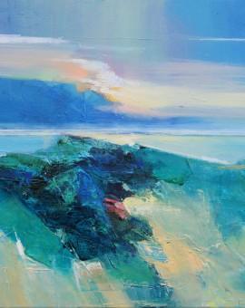 Magdalena Morey - Ocean Light 1 - Wychwood Art