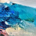 Magdalena Morey – Ocean Light 1 – detail 2
