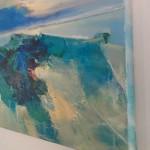 Magdalena Morey – Ocean Light 1 – side