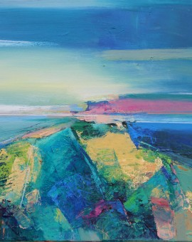 Magdalena Morey - Ocean Light 2 - Wychwood Art