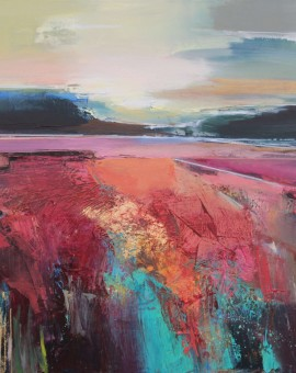 Magdalena Morey - Rose Tinted Memories - Wychwood Art
