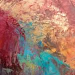 Magdalena Morey – Rose Tinted Memories – detail 3