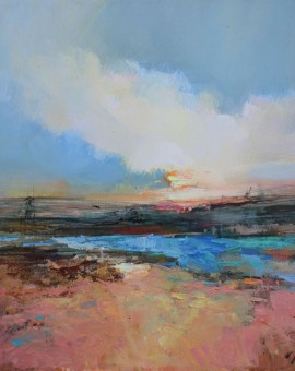 Magdalena Morey - Sea Breeze 1 - Wychwood Art