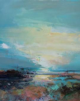 Magdalena Morey - Sea Breeze 3 - Wychwood Art