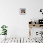 Marie Robinson Woodland Snowdrops Insitu Wychwood Art