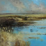 Marshland against the elements 11,90x90cm (1)