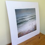 Michael Sander stormy sea limited edition art print