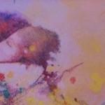 Minotaur and dancer.12ins.x16ins.acrylic on canvas.£450.Gerard Tunney.2017 – Copy