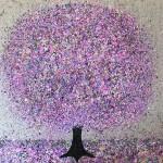 Nicky Chubb Lilacs 1 Wychwood Art