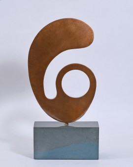 Philip Hearsey Month by Month Contemporary sculpture