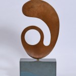 Philip Hearsey Month by Month Contemporary sculpture.