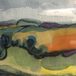 Rosie Phipps, Grey Day Cotswolds 3