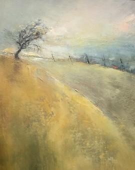 Shirley Kirkcaldy-Waiting for Spring -Wychwood Art