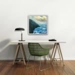 Suzanne Winn Seascape Painter
