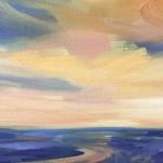 Suzanne Winn Sunset I Detail I