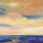 Suzanne Winn Sunset I Detail II