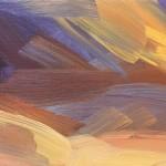 Suzanne Winn The Wood in Autumn Detail III