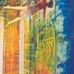 Trapeze. oil on canvas.12ins.x16ins.£450. – Copy – Copy