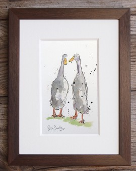Two Greys frame