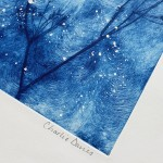 Winter winds, Charlie Davies signature