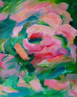 Alanna Eakin Wychwood Art Gallery Rosewater