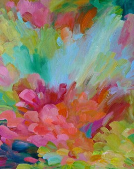 Alanna Eakin Wychwood Art Gallery Summerscape