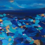 Allure of Sky and Sea 61x91 cm