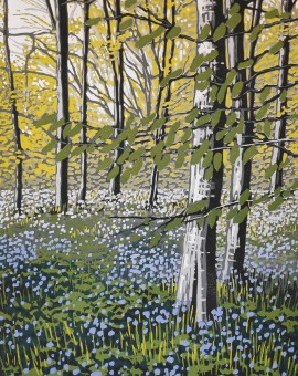Bluebell Solitude - Alexandra Buckle WW