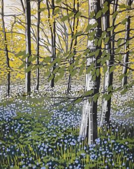 Bluebell Solitude - Alexandra Buckle WW