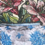 Bowl of lillies 7