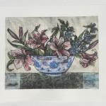 Bowl of lillies sheet
