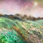 Cathryn Jeff Early Spring Light Wychwood Art