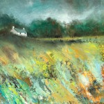 Cathryn Jeff Green Meadow Wychwood Art