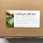 Cathryn Jeff No Neighbours back label
