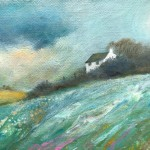 Cathryn Jeff Pastel Meadow detail 2