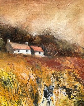Cathryn Jeff Russet Fields Wychwood Art