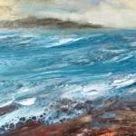 Cathryn Jeff Sea Foam Wychwood Art
