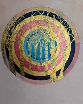 Circle of Life Pink