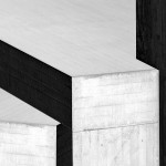 Cristian Stefanescu - Monochromatic #02 - Abstract Geometry, Black and White Photography
