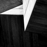 Cristian Stefanescu - Monochromatic #05 - Abstract Geometry, Black and White Photography