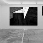 Cristian Stefanescu - Monochromatic #05 - Abstract Geometry, Black and White Photography - StudioView